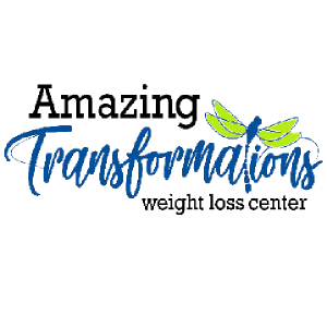 Amazing Transformations Weight Loss Logo